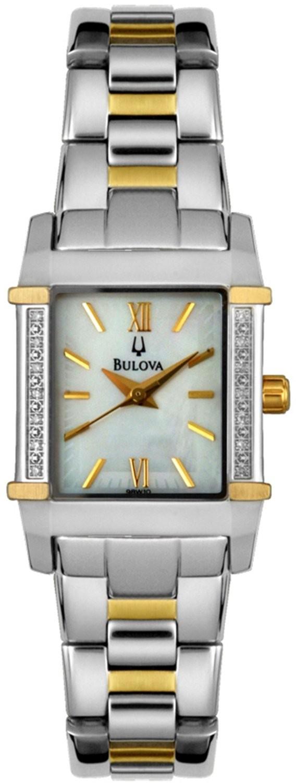 Bulova Diamond Collection
